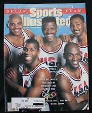 Sports Illustrated Dream Team Issue 2/18/91 Jordan, Magic