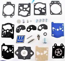 Walbro Carburetor Kit fit WT453 WT-453-1 WT454 WT-454-1 WT455  WT-455-1 Carb CW3