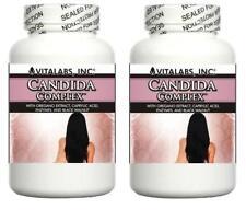 Candida Support Complex Mughetto lievito vagina Odore Odore di scarico CLEANSER Detox