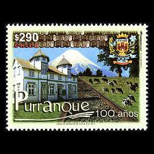 """Chile 2011 - Tourism """"Views of Purranque"""" Architecture - Sc 1568 MNH"""