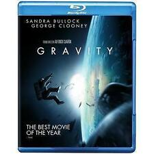 Gravity (Blu-ray Disc + DVD, 2013 2-Disc set) DISC IS MINT