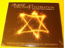 THE SPIRIT OF SIMCHA & CELEBRATION THE SPIRIT SERIES VOL. 13. CD
