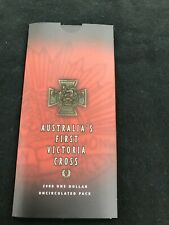 2000 $1 Victoria Cross ONE DOLLAR Uncirculated pack