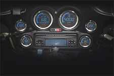 KOSO 2011-2013 Harley-Davidson FLTRU Road Glide Ultra DIGITAL GAUGE CLUSTER SIL