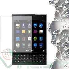 Pellicola VETRO temperato trasparente display pr Blackberry Passport Q30 schermo