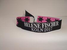 Helene Fischer Tour Bändchen Köln 2017 Arena-Tour Armband Rar