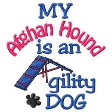 My Afghan Hound is An Agility Dog Fleece Jacket - Dc1778L Size S - Xxl