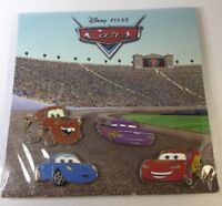 Authentic Disney Collectible Pin Set PIXAR CARS 2011 Limited Edition Of 350