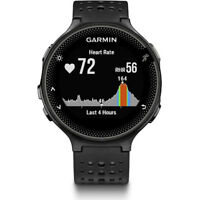 Garmin 010-03717-54 Forerunner 235 GPS Sport Watch in Black and Gray