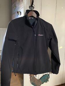Berghaus Elements Softshell Ladies Jacket Black UK10
