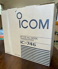 NEW IN BOX ** ICOM IC-746 - Never Unpacked; Never Used; Mint Condition
