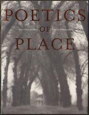 Poetics of Place : Photos by Lynn Geesaman 1998 HC/DJ SIGNED 1ST Jamaica Kincaid
