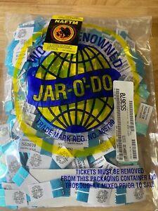 Happy Hour Jar Tickets  1200 Free Ship USA *48