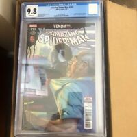 Amazing Spiderman #793 CGC 9.8 Venom Black Cat Alex Ross free shipping
