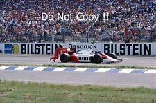 Alain Prost McLaren MP4/2C German Grand Prix 1986 Photograph