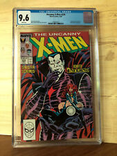 Uncanny X-Men #239 (Dec 1988 Marvel) CGC 9.6 Mister Sinister Modok, Goblin Queen