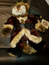 NWT Ganz Cottage Collectibles First Edition Santa Claws New
