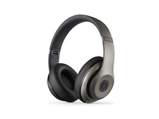 Beats by Dr. Dre Studio Wireless Over the Ear Headphones - Titanium
