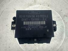 2014 FORD FOCUS 1.6 Petrol Parking Aid Module DV4T-15K866-AK 121