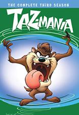 Taz-mania Season 3 Series Three Third Taz Mania Region 4 DVD
