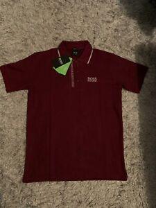 Hugo Boss Men's Short Sleeve Polo Slim Fit - S M L XL XXL