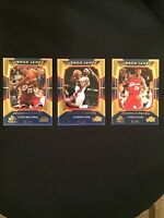 2004-05 Upper Deck SP Game Used Season In Review Cards GOLD 1/50 LEBRON JAMES