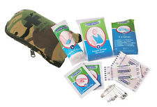 British Army Military Surplus First Aid Kit Travel Bag DPM Camo Pouch Combat New