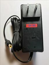 USA 12V 2.5A AC-DC Adaptor Desktop Power Supply for Sony BRC-300P Video Camera