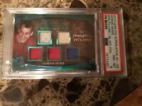 2017  Gordie Howe Leaf igt Superlative #C-08 PSA NM-8 #6/12 made RARE !!!