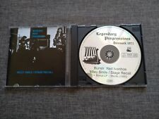 CD MILEY SMILE - STAGE RECALL - BURNIN RED IVANHOE - PROG DANISH - RARE