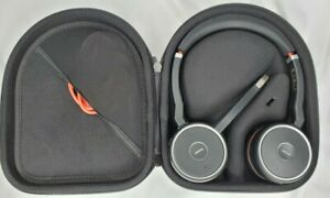 Jabra Evolve 75 Wireless Headset Carrying Case No USB DONGLE PERFECT FOR LAPTOP!