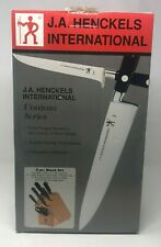 J.A. Henckels International Knife Couteau 8 Pieces Cutlery Knives Block Set