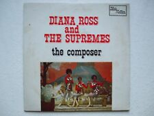 DIANA ROSS & THE SUPREMES - THE COMPOSER+3 45/7 PORTUGAL R&B DOO-WOP SOUL PROMO