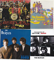 Beatles Collector's Blue Yellow Let It Be etc  Japan Press 4xCD