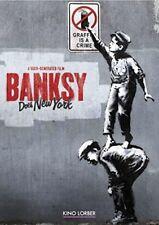 Banksy Does New York [New DVD]