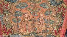 Textiles du XIXe siècle et avant tapisseries