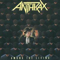 Anthrax - Among The Living [CD]