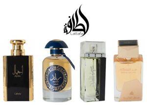 Lattafa Perfumes Ajial Ser al Malika Ra'ed Ser al Khulood 100ml EDP Unisex