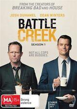 Battle Creek: Season 1 = NEW DVD R4