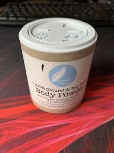 Corinne Taylor Talc Free Body Powder. 100% Natural, Vegan, Cruelty Free, Organic