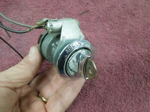1964 Buick Wildcat, LeSabre, Riviera, Electra Ignition Switch Assembly 1116650