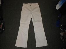 "Gardeur Bootcut Size 14 Leg 29"" White Ladies Jeans"