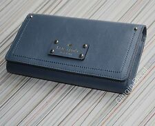 $228 Kate Spade Women Leather Wallet baxter street sandra