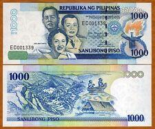 Philippines, 1000 Piso, 2010, P-197d, UNC