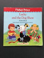 Fisher Price Lucky And The Dog Show By Jon Chardiet 1987