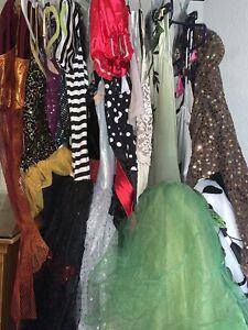 Dance Costume Lot Of 15