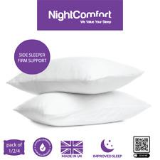Cuscino supporto stabile Soft Touch lato Sleeper Cuscino Anti Allergia COVER