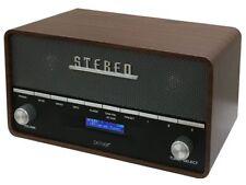 Denver DAB-36 FM DAB+ Radio mit Bluetooth 2x15 Watt RMS Radio Wecker