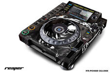 Skin Decal Sticker Wrap for Pioneer CDJ 2000 Turntable DJ Mixer Pro Audio RPR K