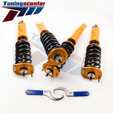 TCT Coilovers for 1990-1996 Nissan 300ZX Z32 Skyline Suspension Shocks Struts